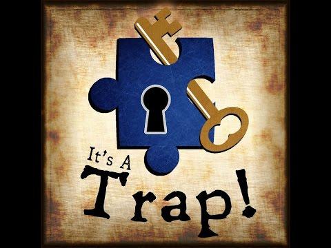 OTN Talks: Episode 10- It's A Trap! (Escape Rooms & Immersive Theatre)