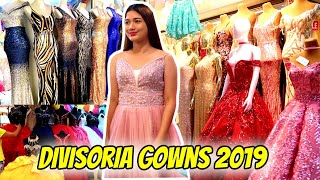 Download lagu DIVISORIA VLOG 2019! GOWNS FOR PROM, DEBUT, WEDDING, GRAD BALL, ETC.♥
