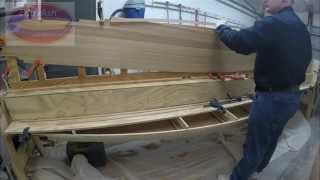 Edgyash™ Diy Paddle Board Kit Build (7) – Deck Build