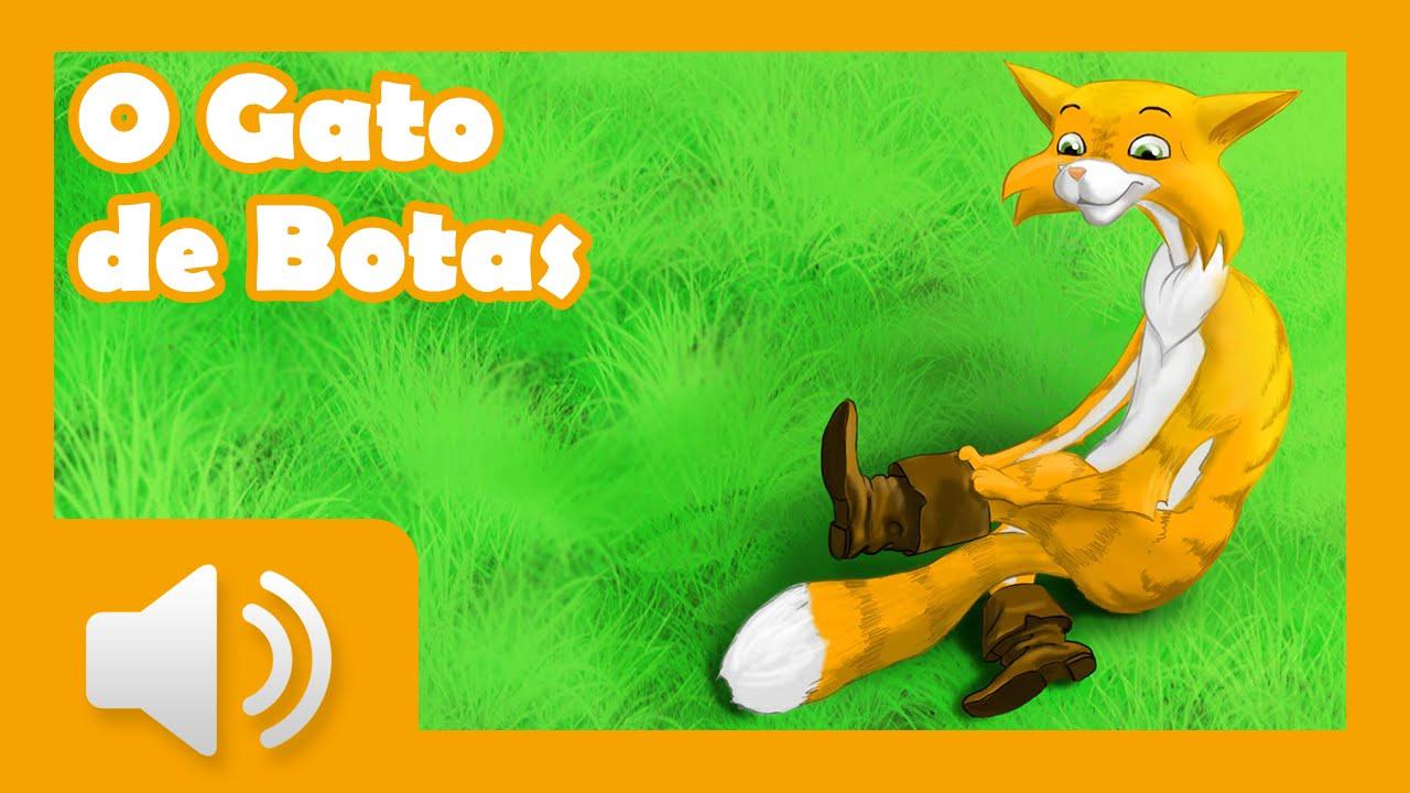 O Gato De Botas Historias Infantis Em Portugues Youtube