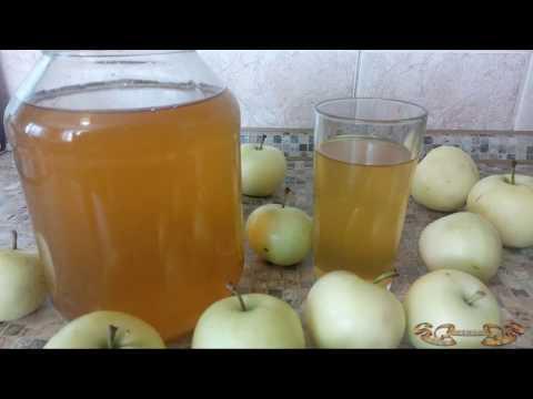 Домашняя яблочная настойка - имитация кальвадоса