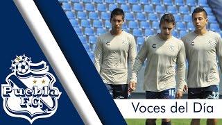 Puebla FC   Voces del Día   Carlos Gutiérrez & Óscar Rojas