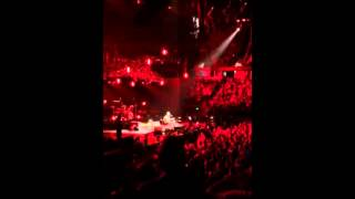 Moline Song Pearl Jam 10/17/14