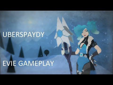 Paladins Evie Gameplay insane comeback (OB63)