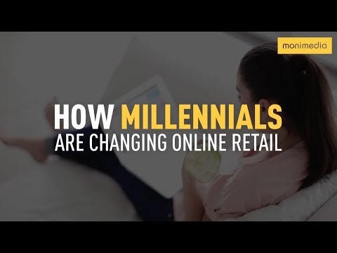 How Millennials are Changing Online Retail