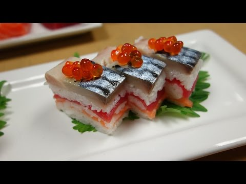 Osaka Sushi - How To Make Sushi Series