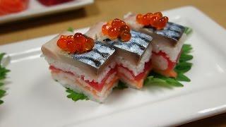 Osaka Sushi - How To Make Sushi Series