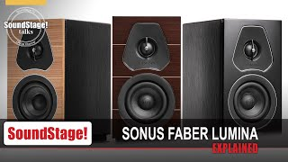 Sonus faber's Paolo Tezzon on the New Lumina Loudspeakers - SoundStage! Talks (October 2020)