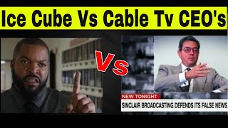 """Ice Cube Vs Cable Tv - Cable Tv """"Good Ole Boys"""" Blocking Ice Cube From The Purchase of Tv Channels"""