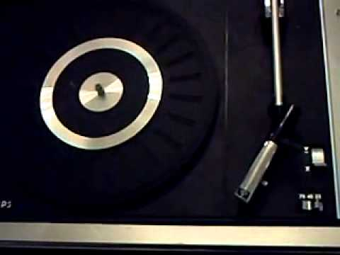 Philips 604 Record Player
