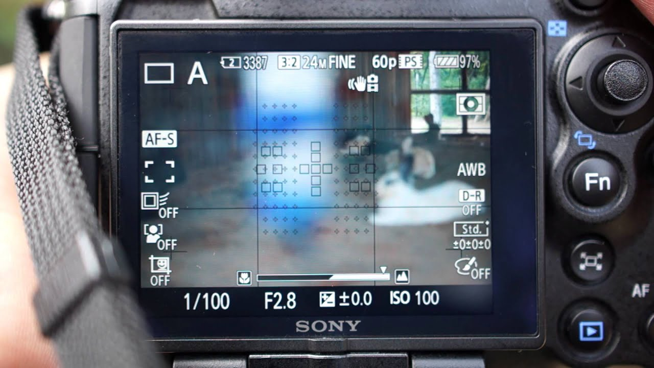 Sony vaio t13 review 2 alphr - Sony A99 5 Af Range Field Tests