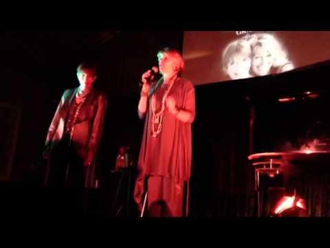 Judy Page and Kim Kallie Lloyd webber medley