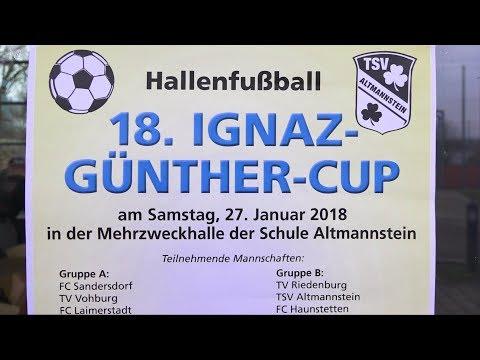 18. Ignaz-Günther-Cup Altmannstein