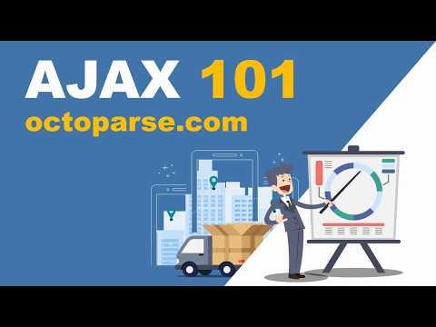 Octoparse: AJAX 101