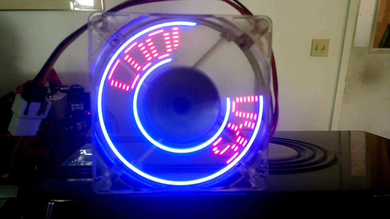 Mini Led Fan Small Electric Manufacturers In Lulusosocom The Cooljag Programmable Flash Ef Youtube 1920x1080