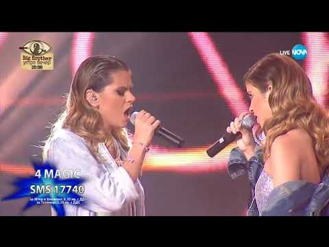 4 MAGIC - Flashlight - X Factor Live (12.11.2017)