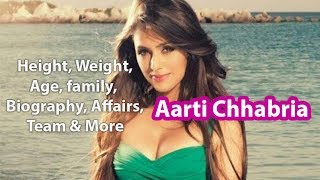 Aarti Chhabria Age, Height, Weight, Family, Husband & Wiki