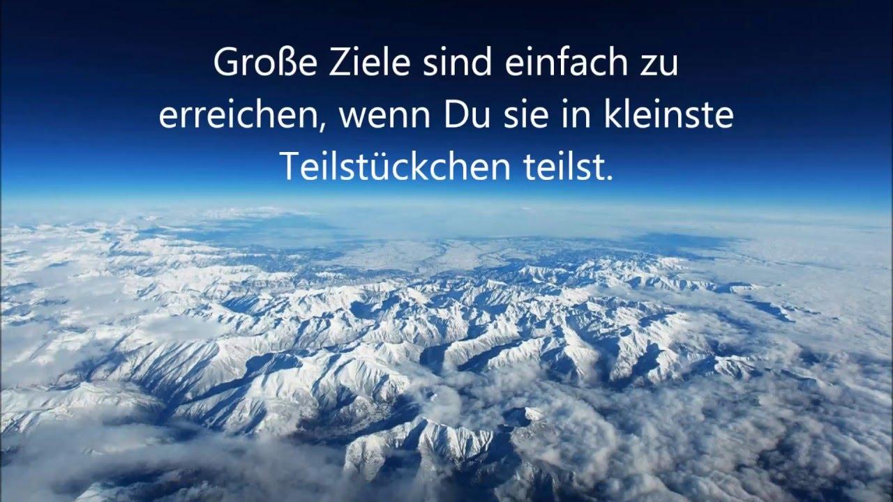 Motivation Spruche Deutsche Zitate Youtube