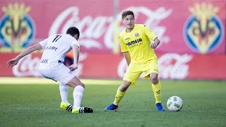 Resumen: Villarreal C 3-0 CD Olímpic