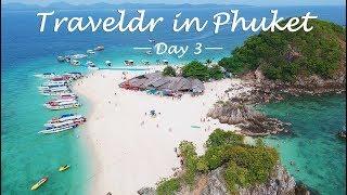 PP島秘境瑪雅灣.海天一色雞蛋島|泰國.布吉.Day 3|Phuket ...