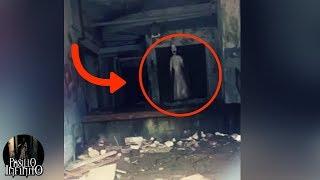 8 Eventos Paranormales Registrados vol. 5 l Pasillo Infinito
