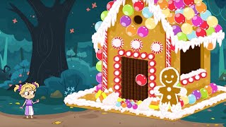 Gingerbread House Mystery � Kiddyzuzaa Land Season 2: Episode 6