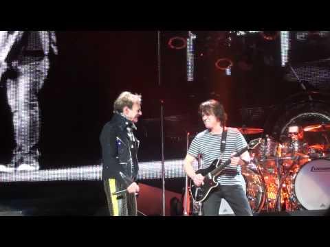 Unchained  Van Halen  Boston  March 11, 2012