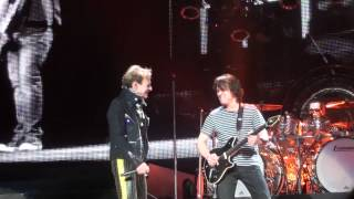 Unchained - Van Halen - Boston - March 11, 2012