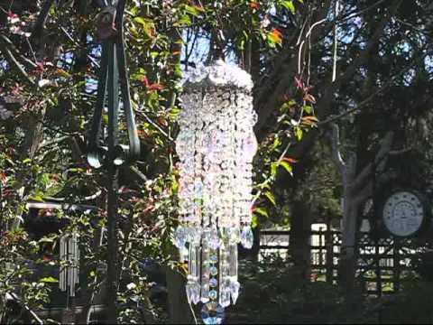 Sheri's Crystal Designs Wind Chimes