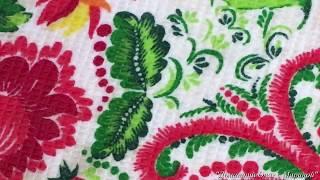 видео Особенности стирки вафельных полотенец