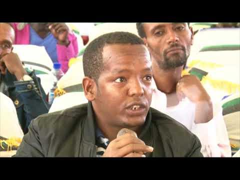 Ethiopian SNNPRS Pure water distribution - በደቡብ ክልል የንጹ ዉሀ ተደራሽነትና የህብረተሰቡ ተጠቃሚነት