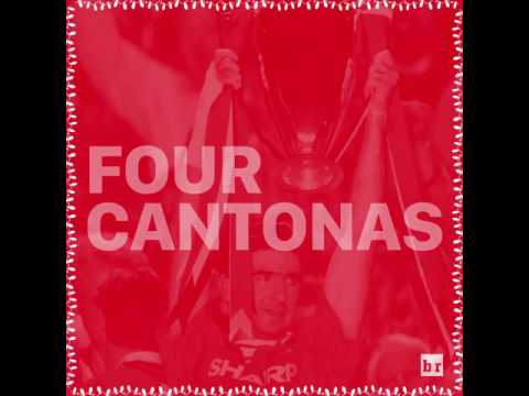 12 days of Cantona sung by Manchester United fans
