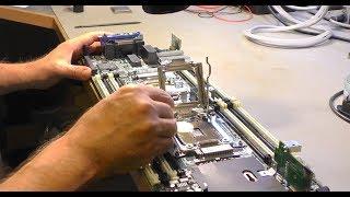 CPU socket repair and a flying fan - (PWJ112)