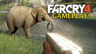 FAR CRY 4: GAMEPLAY [1080p] [PS4]