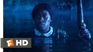 Harriet (2019) - Crossing the River Scene (3/10) | Movieclips