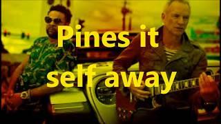 Sting, Shaggy - Waiting For The Break Of Day (Lyrics)