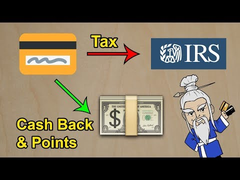 How To Pay Tax With A Credit Card And Earn Points/Cashback