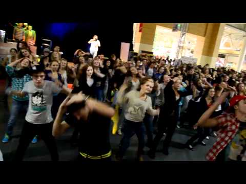 Мега танцевальный флешмоб www.krasimo.ru