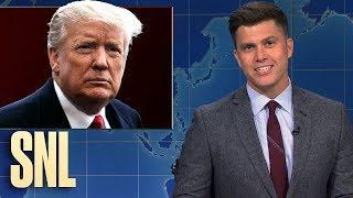 Weekend Update: Trump Fires Back at Critics - SNL