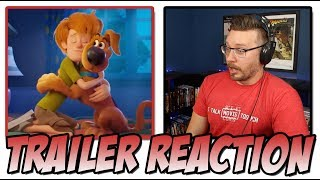 SCOOB! - Official Teaser Trailer Reaction!