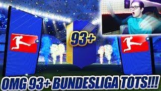 MEIN ERSTER 93+ BUNDESLIGA TOTS im PACK OPENING!!