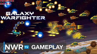 20 Minutes of Galaxy Warfighter on Nintendo Switch - Solid but repetitive space shoot-'em-up screenshot 1