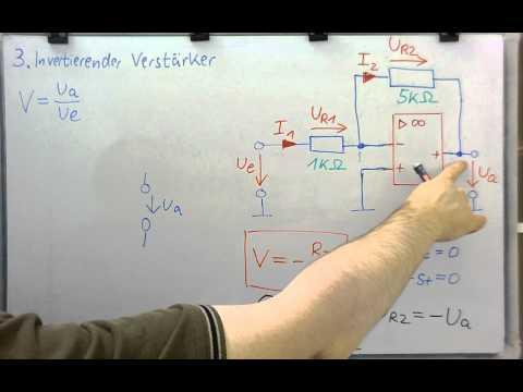 OPV 3 - Invertierender Verstärker (Neuverfilmung)