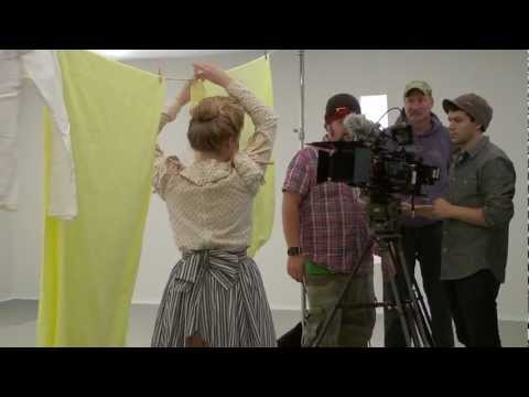 """Behind-the-scenes of """"Bad Romance: Women's Suffrage"""""""