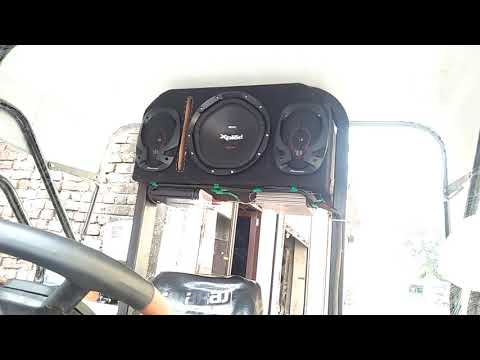 tractor sound system