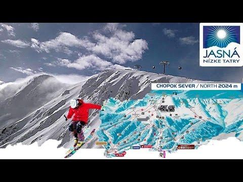 Ski resort Jasna. Slovakia.