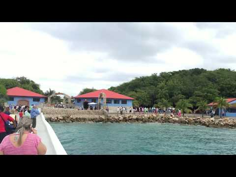 Labadee, Haiti.  Private Beach Destination.