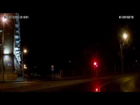 Armix DVR Cam-800 - night