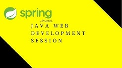Java Web Development Session 1 | Maven | Spring MVC