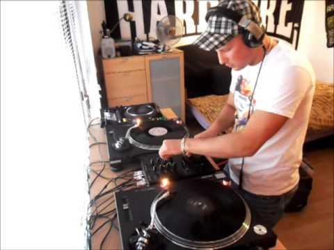 The Striker - Hardcore Mainstyle Mix #6 [VINYL EDITION]